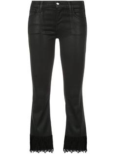 J Brand джинсы с кружевной отделкой Selena