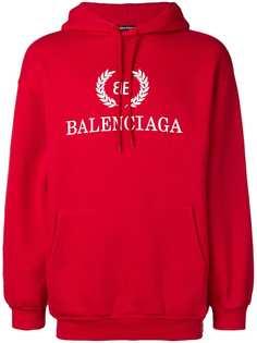 Balenciaga худи BB