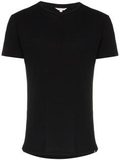 Orlebar Brown футболка с коротким рукавом
