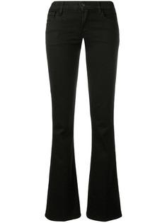 J Brand расклешенные джинсы
