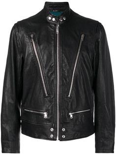 Diesel куртка с молниями