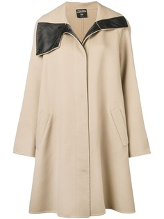 Jean Paul Gaultier Pre-Owned расклешенное пальто-миди 1990-х