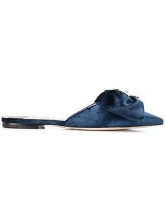 Jimmy Choo туфли на плоской подошве Georgia