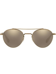 Oliver Peoples солнцезащитные очки Watts Sun