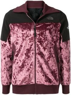 The North Face куртка-бомбер контрастного дизайна