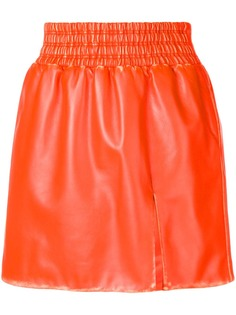 Miu Miu расклешенная мини-юбка