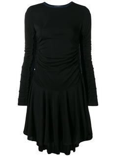 See By Chloé короткое платье со сборками