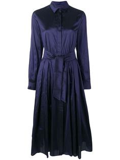 Max Mara платье-рубашка Exploit