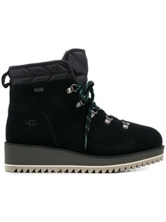 Ugg Australia ботинки на шнуровке