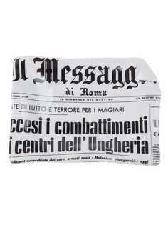 Fornasetti пепельница Il Messagero