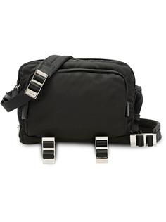 Prada сумка через плечо с логотипом