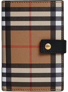 Burberry кошелек в клетку Vintage Check