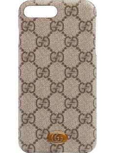 Gucci чехол Ophidia для iPhone 8 Plus