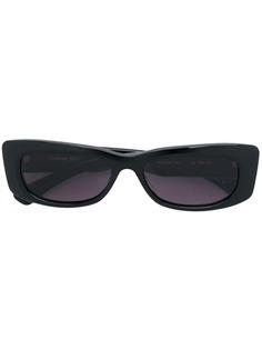 Christian Roth солнцезащитные очки в квадратной оправе