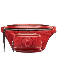 Fendi поясная сумка с монограммами