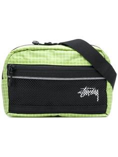Stussy поясная сумка