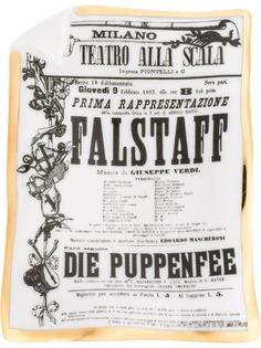 Fornasetti пепельница Falstaff