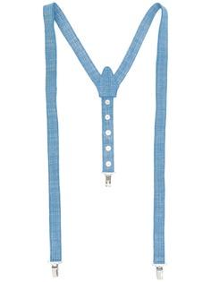 Manokhi джинсовые подтяжки