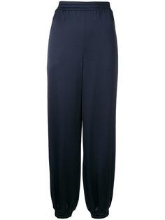 Lanvin свободные спортивные брюки