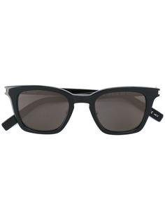 Saint Laurent Eyewear классические солнцезащитные очки 51