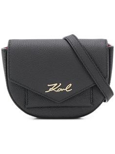 Karl Lagerfeld поясная сумка K/Karry All