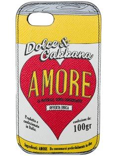 Dolce & Gabbana чехол для iPhone 7/8 Amore