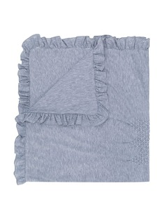 Siola одеяло с оборчатой окантовкой