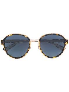Dior Eyewear солнцезащитные очки в круглой оправе