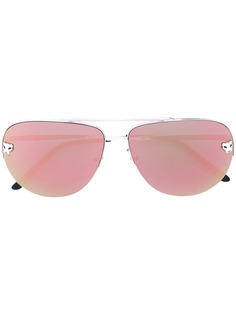 Cartier Eyewear солнцезащитные очки Panthère de Cartier