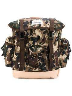 A.P.C. рюкзак с камуфляжным рисунком