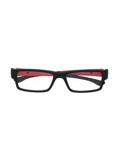 Oakley очки в прямоугольной оправе Airdrop XS