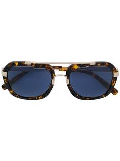 Dsquared2 Eyewear солнцезащитные очки-авиаторы DQ0284S