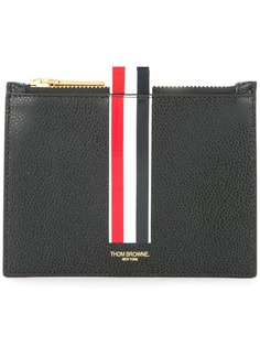 Thom Browne кошелек для монет с логотипом