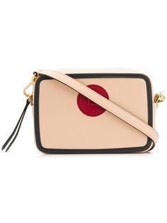 Fendi маленькая сумка через плечо прямоугольной формы