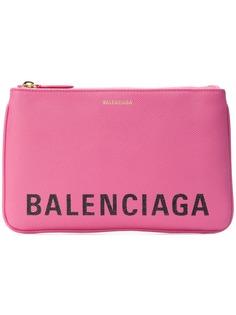 Balenciaga клатч Ville