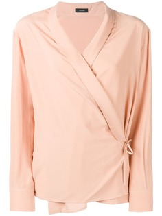 Joseph блузка с запахом
