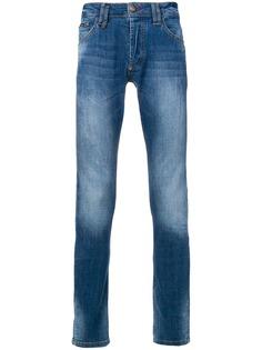 Philipp Plein суженные к низу джинсы