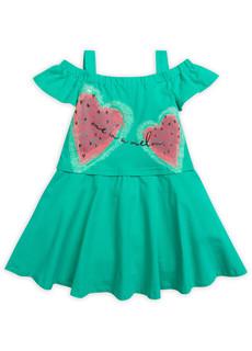 """Платье для девочек """"арбузная долька"""" Pelican"""