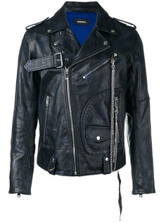 Diesel байкерская куртка L-KIO