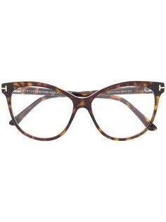"""Tom Ford Eyewear """"очки в оправе """"""""кошачий глаз"""""""""""""""