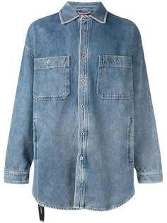 Diesel куртка-рубашка D-Loren