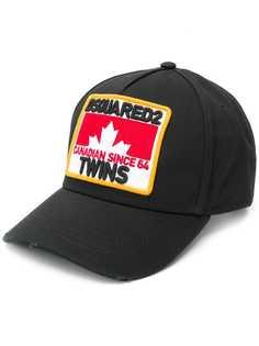 Dsquared2 бейсбольная кепка Canadian Twins