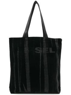 Diesel панельная сумка-тоут