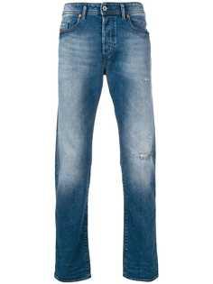 Diesel суженные книзу джинсы Buster