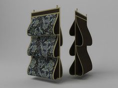 Кофр для сумок, двусторонний, 5 карманов, 40х70см Co Fre T
