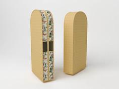 Чехол двойной для одежды малый, 60х100х20 Co Fre T