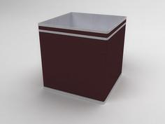 Коробка - куб (жёсткий) 32х32х32см Co Fre T