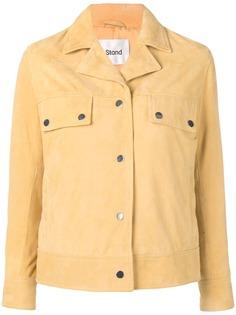 STAND STUDIO приталенная куртка-рубашка