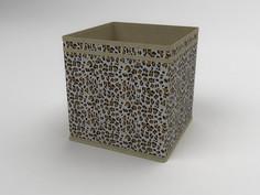 Коробка - куб (жёсткий) 27х27х27см Co Fre T