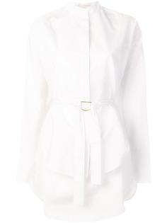 Stella McCartney платье-рубашка в полоску